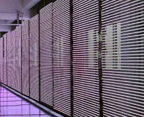 led透明屏